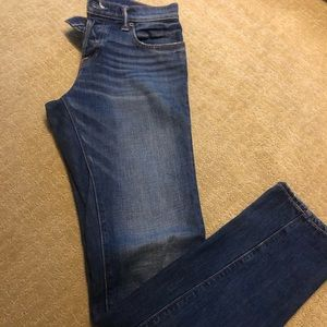 Men's Abercrombie and Fitch skinny jeans